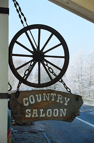 Country saloon, Klatovy