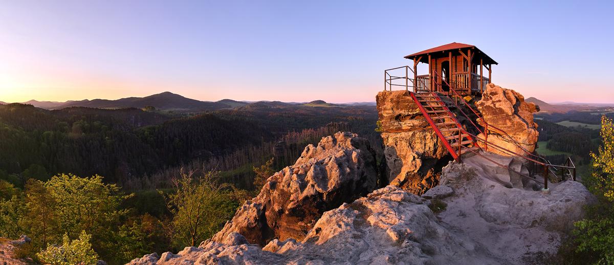 Výsledek obrázku pro české švýcarsko panorama