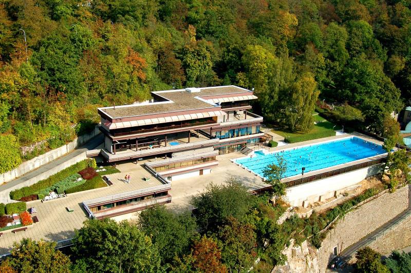 Hotel thermal karlovy vary bazén