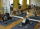 Wellness hotel Panorama - fitness centrum.