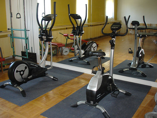 Wellness hotel Panorama - fitness centrum